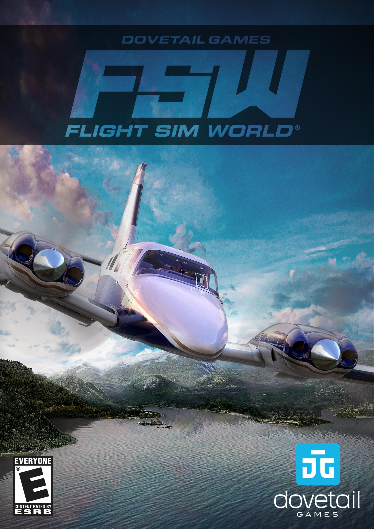 Flight Sim World [Online Game Code]