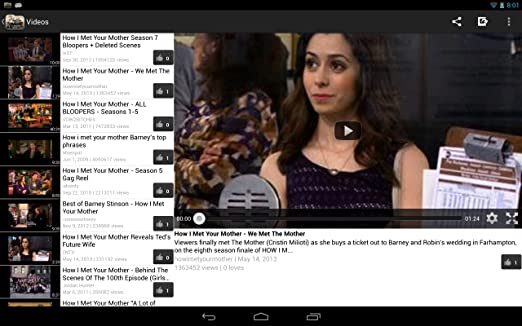Amazoncom How I Met Your Mother Fan Appstore For Android