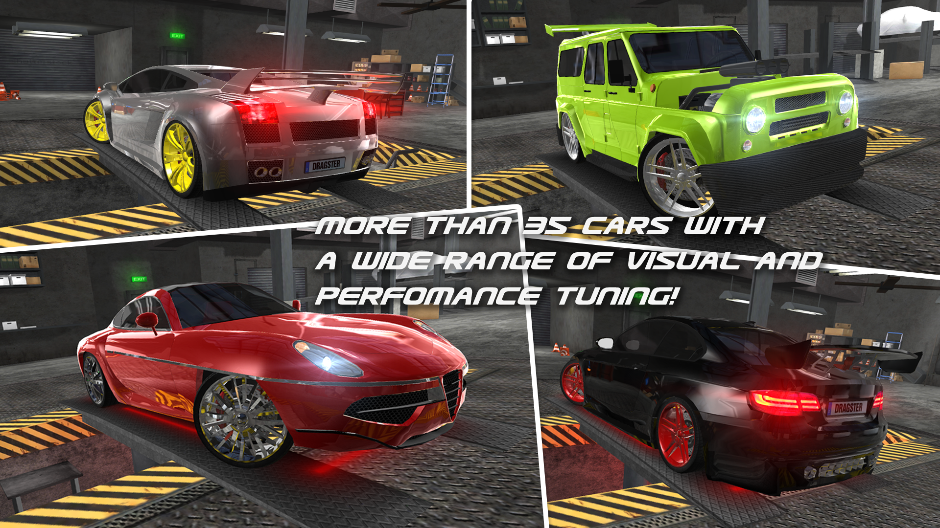 download game tuning 3d racing