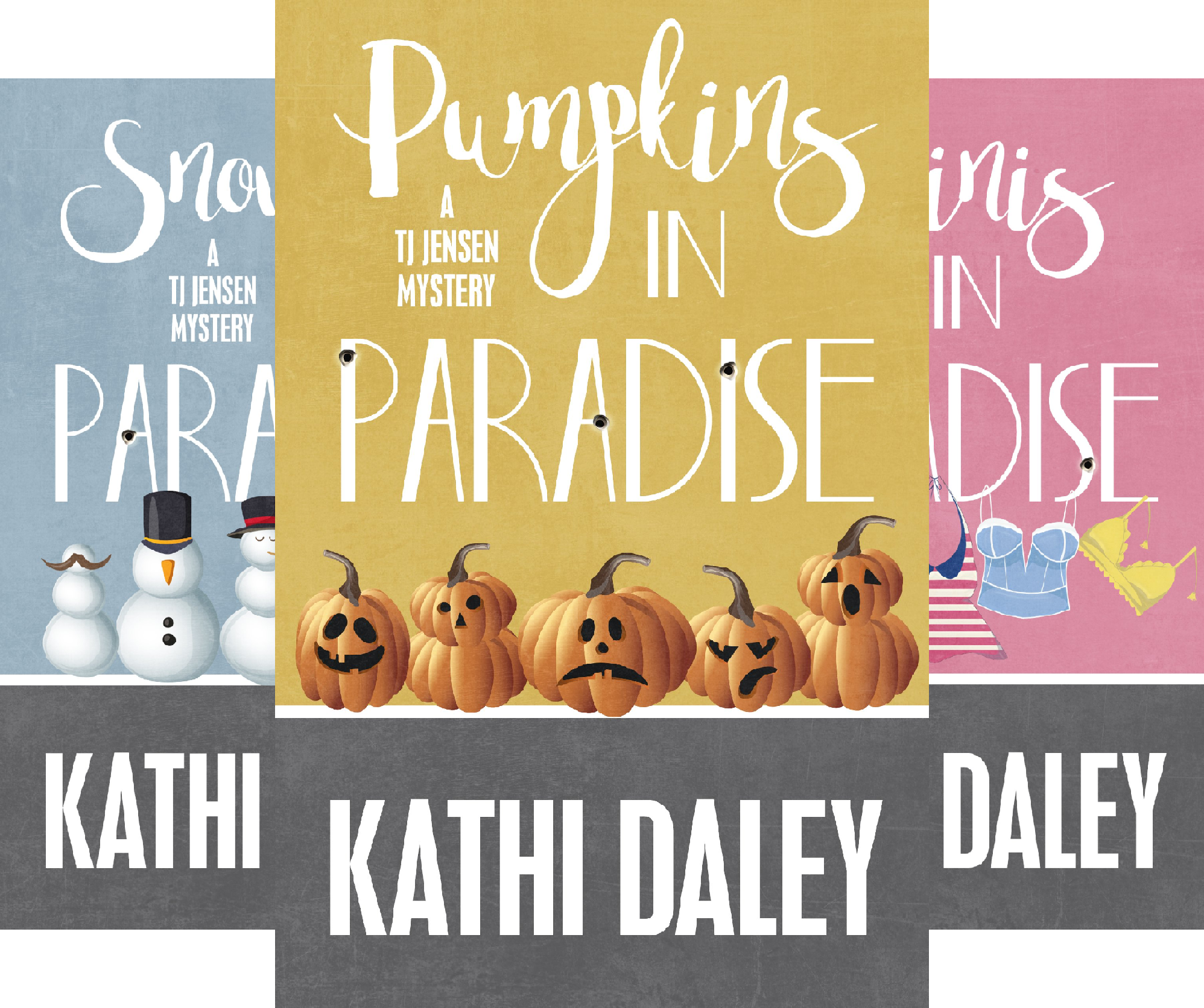 pumpkins in paradise by kathi daley buyer's guide