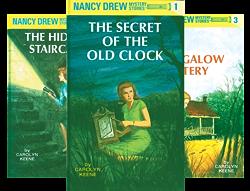 Nancy Drew Starter Set (5 Book Series) by Carolyn Keene Mildred A. Wirt