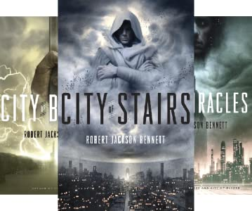 The Divine Cities (3 book series) Kindle Edition
