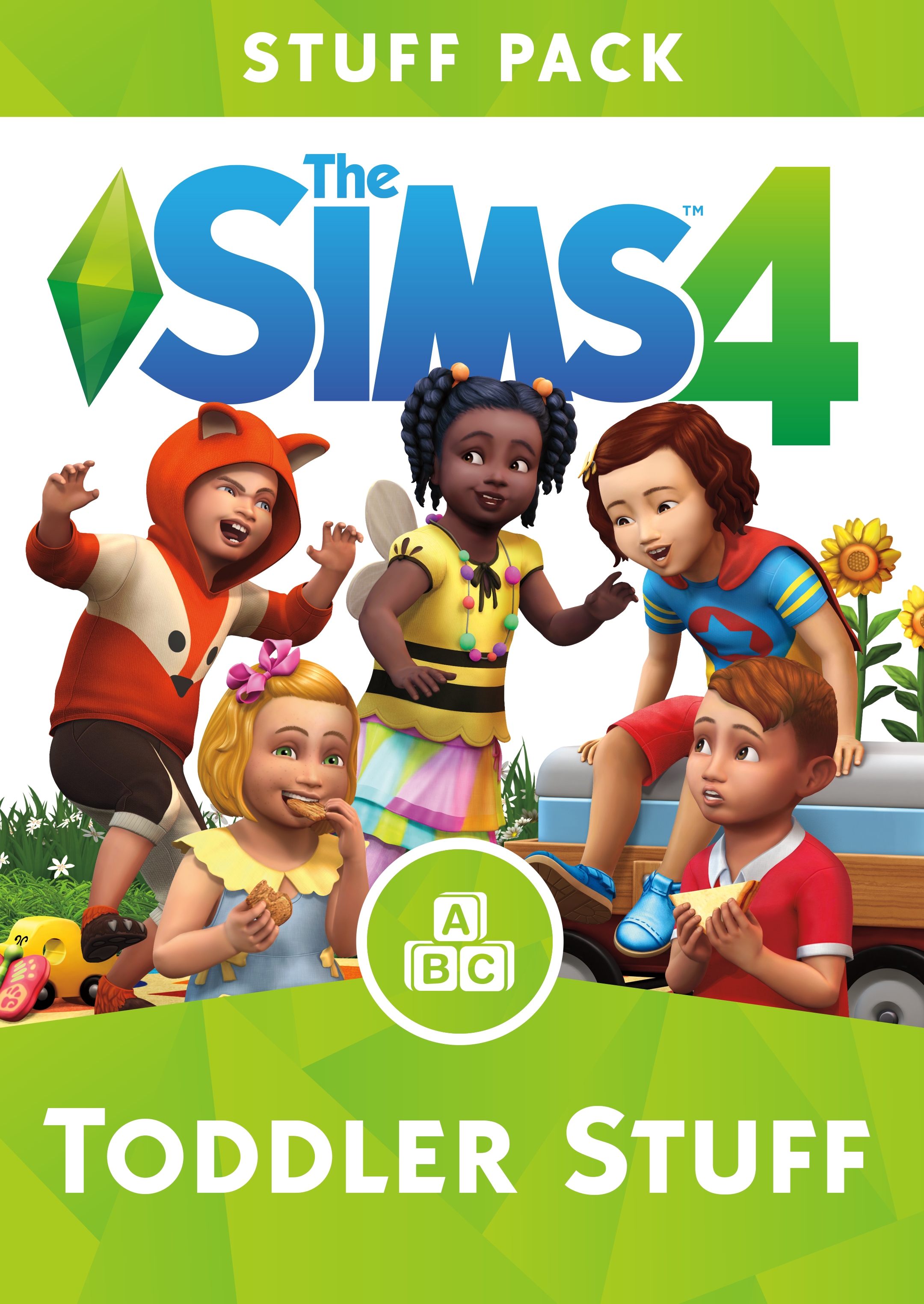 (The Sims 4: Toddler Stuff [Online Game Code])