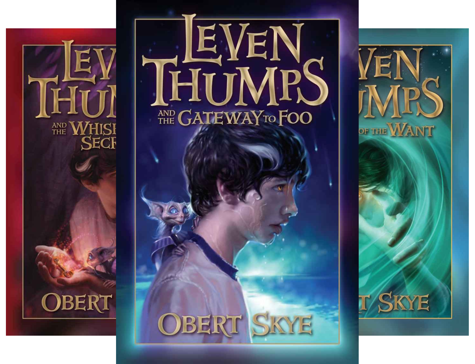 (Leven Thumps (5 Book Series))