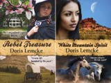 The Langesford Legacy (2 Book Series)