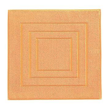 badeteppich vossen calypso shower mat nectarine 60x60 cm badteppich joop sale