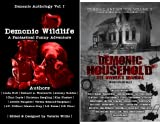 img - for Demonic Anthology Series (2 Book Series) book / textbook / text book
