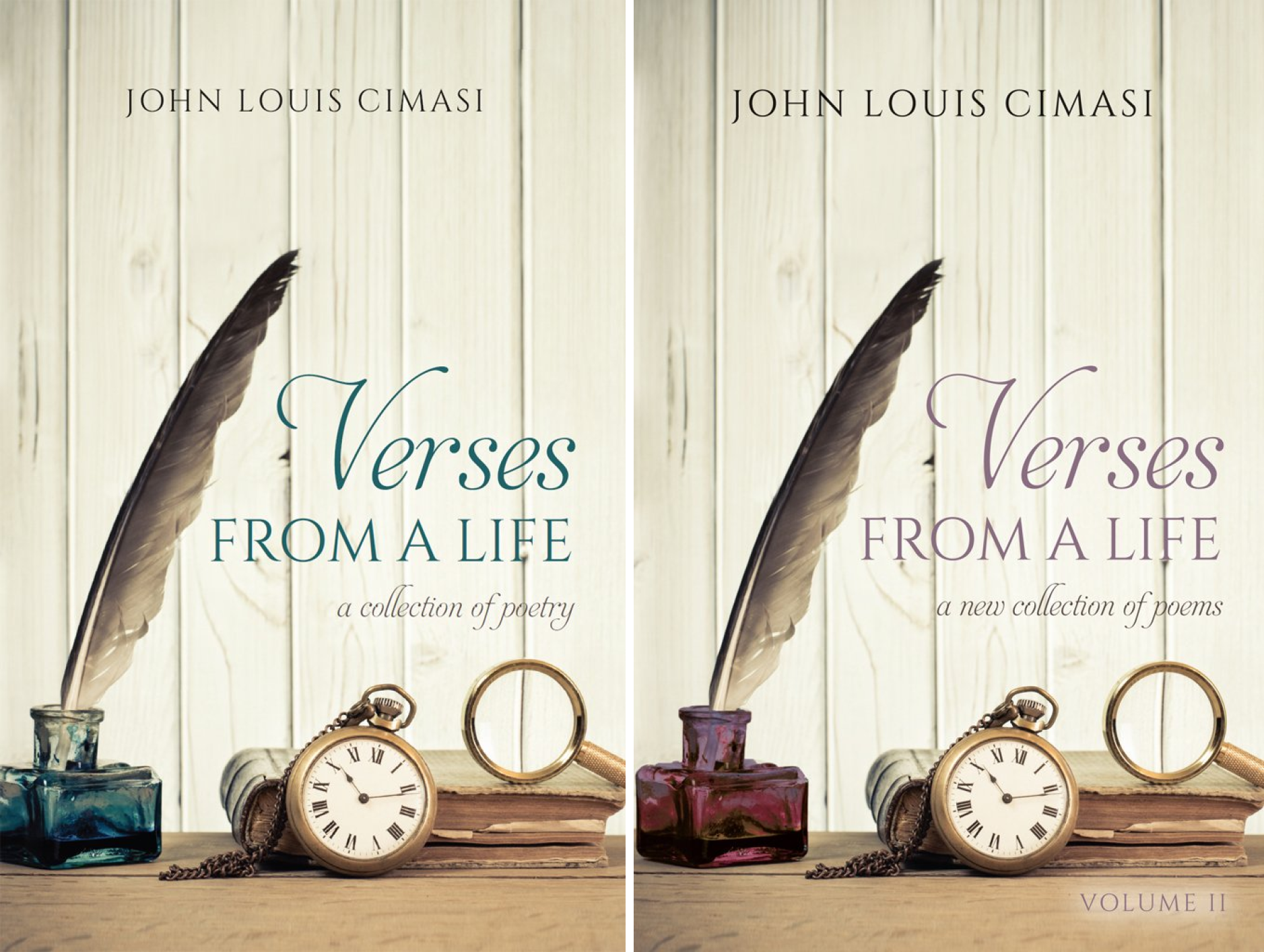 Verses From A Life (2 Book Series)