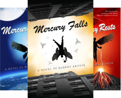 Mercury Series (5 Book Series) by  Robert Kroese