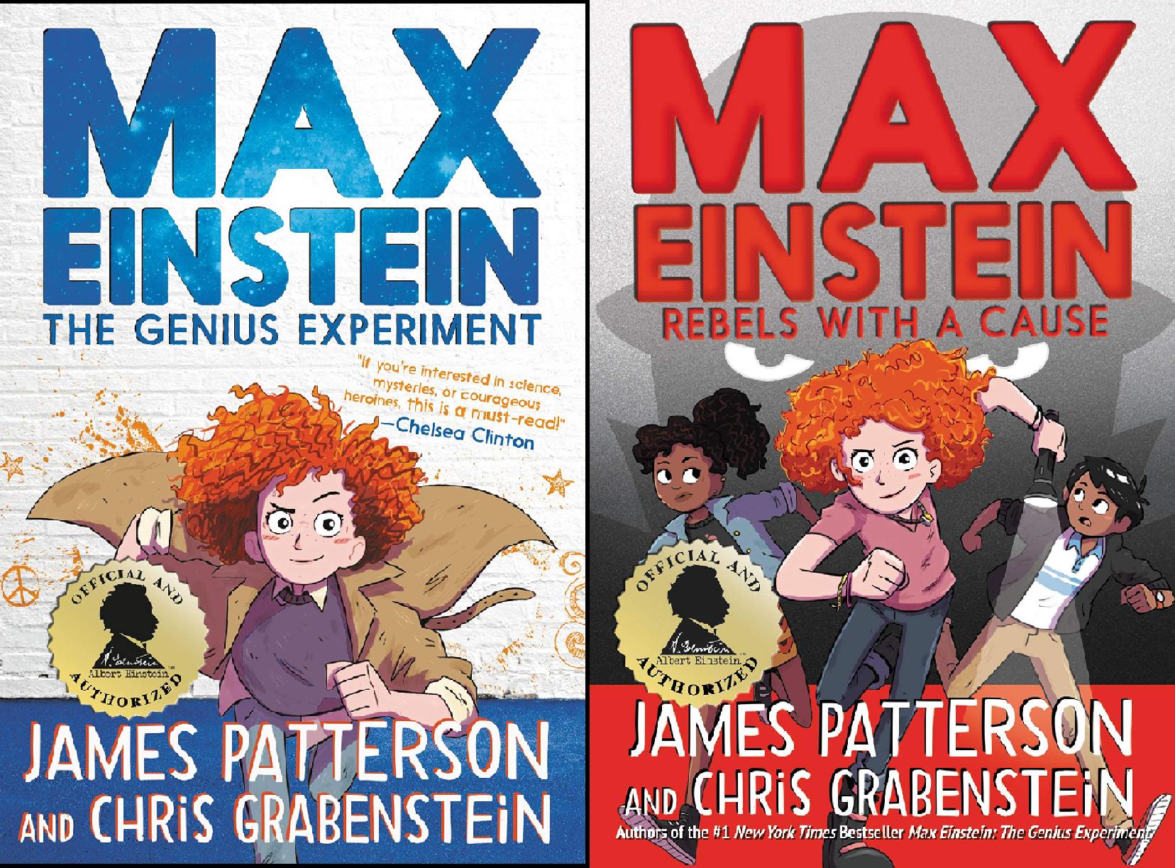Max Einstein (2 Book Series)