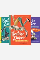 Beatrice Zinker, Upside Down Thinker (3 Book Series) Kindle Edition