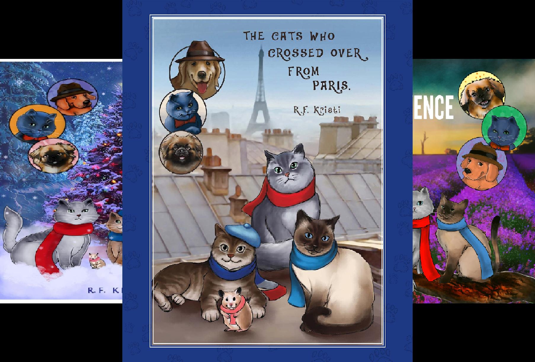 (Inca Cat Series (8 Book Series))