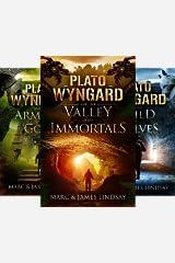 PLATO WYNGARD (3 Book Series) Kindle Edition