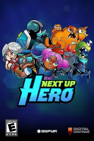 Amazon.com: Next Up Hero [Online Game Code]: Video Games