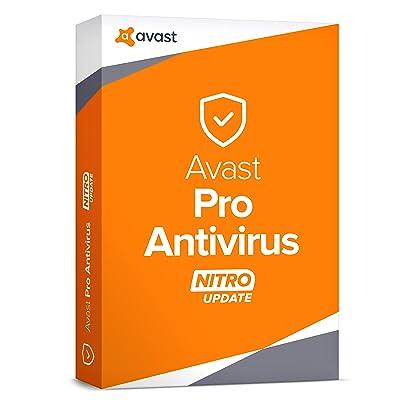 Avast Pro Antivirus 2018