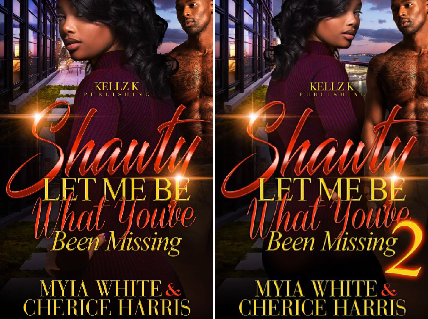 Books : Shawty Let Me Be What You've Been Missing (2 Book Series)