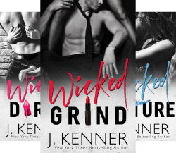 Wicked Nights (Stark World) (3 Book Series) by  J. Kenner