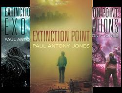 Extinction Point Series (4 Book Series) by  Paul Antony Jones