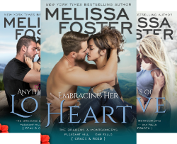 The Bradens & Montgomerys: Pleasant Hill - Oak Falls (4 Book Series) by  Melissa Foster