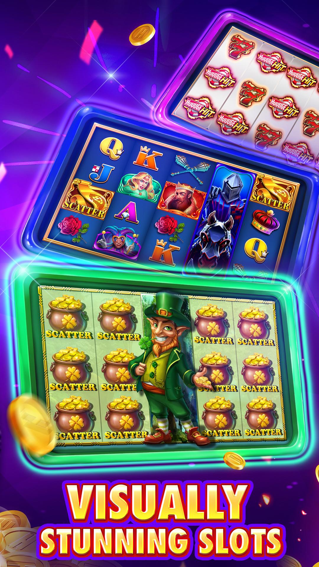 Free Poker Slots Games