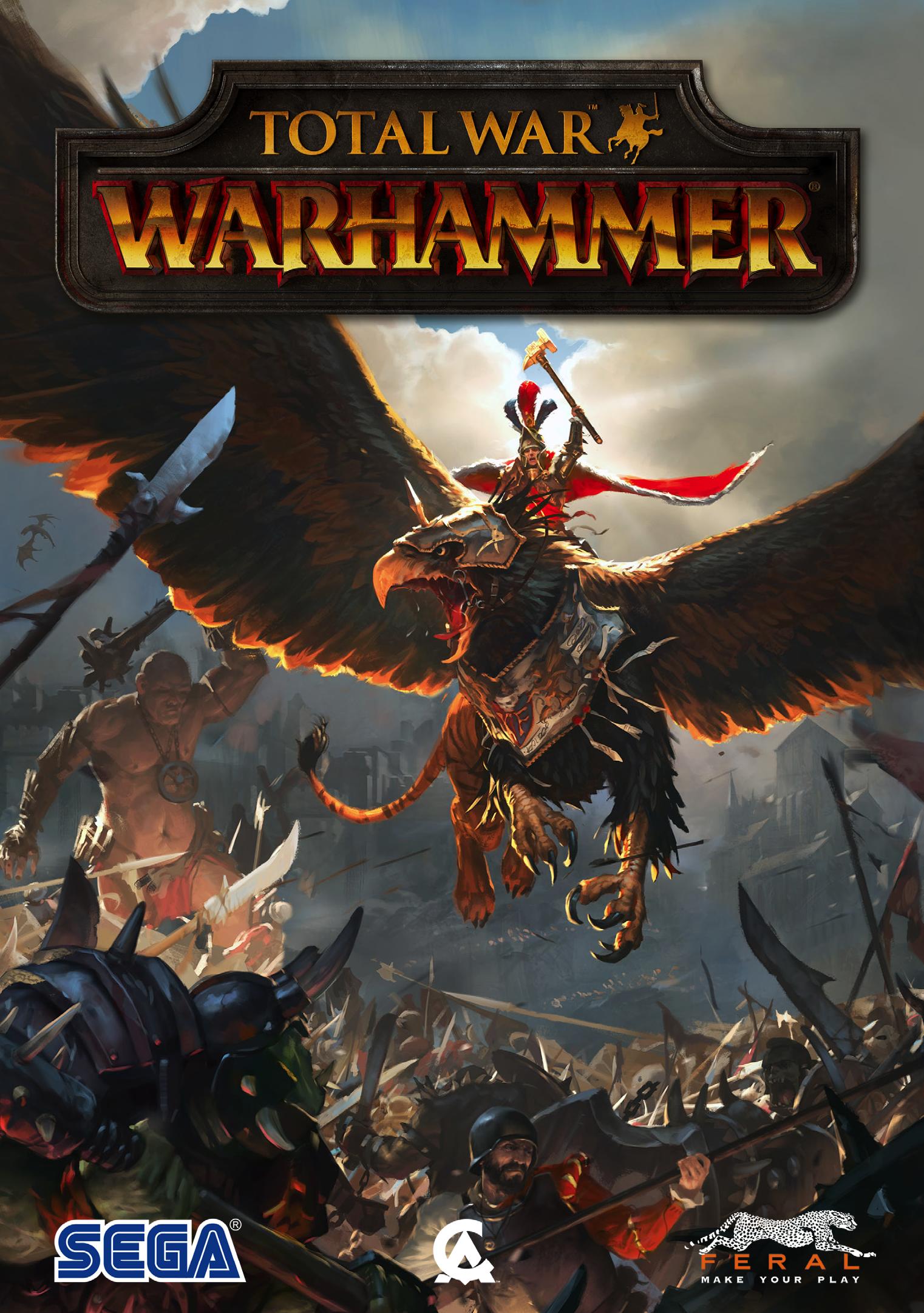 Total War: WARHAMMER (Mac) [Online Game Code]