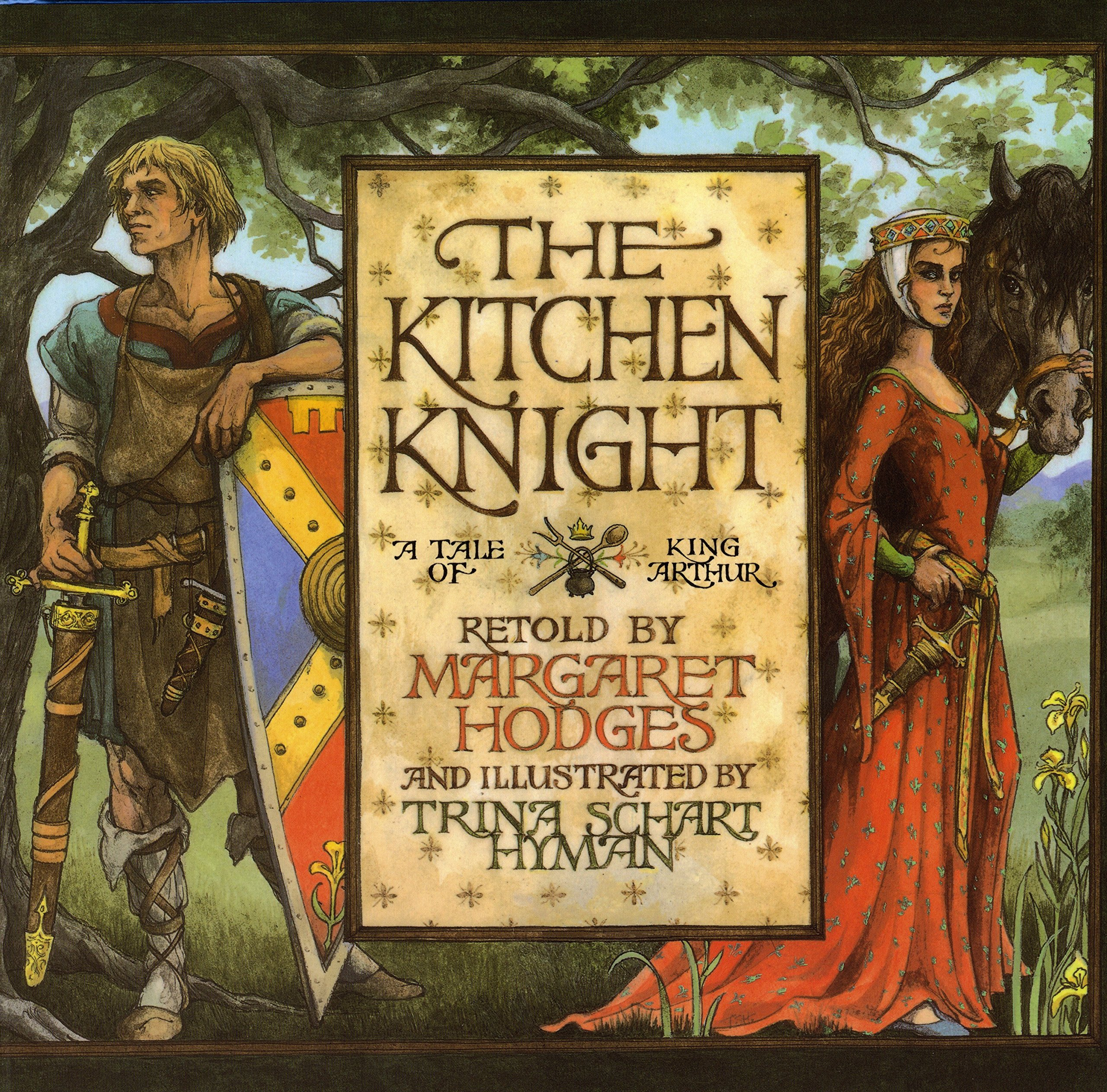 Image result for the kitchen knight