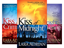 The Midnight Breed Series (12 Book Series) by  Lara Adrian