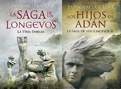 La saga de los longevos by Eva García Sáenz de Urturi