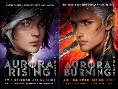 Amazon.com: Aurora Burning (The Aurora Cycle Book 2) eBook ...