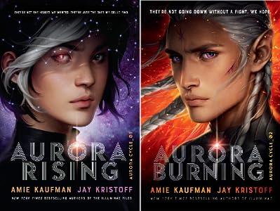 Amazon.com: Aurora Burning (The Aurora Cycle Book 2) eBook ...
