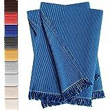 Vipalia Pack de 2 Colchas Multiusos Sofa. Plaids para Cama. Mantas Foulard Cubresofa Cubrecama. Comodas Practicas y…