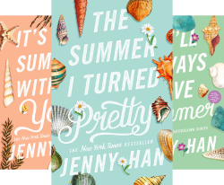 The Summer I Turned Pretty (3 Book Series)