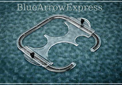 amazon com bluearrowexpress baby lock half circle template