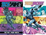 img - for Tech Jacket (Collections) (2 Book Series) book / textbook / text book