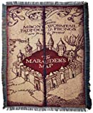 "Amazon Price History for:Harry Potter, Marauder's Map Woven Tapestry Throw Blanket, 48"" x 60"""