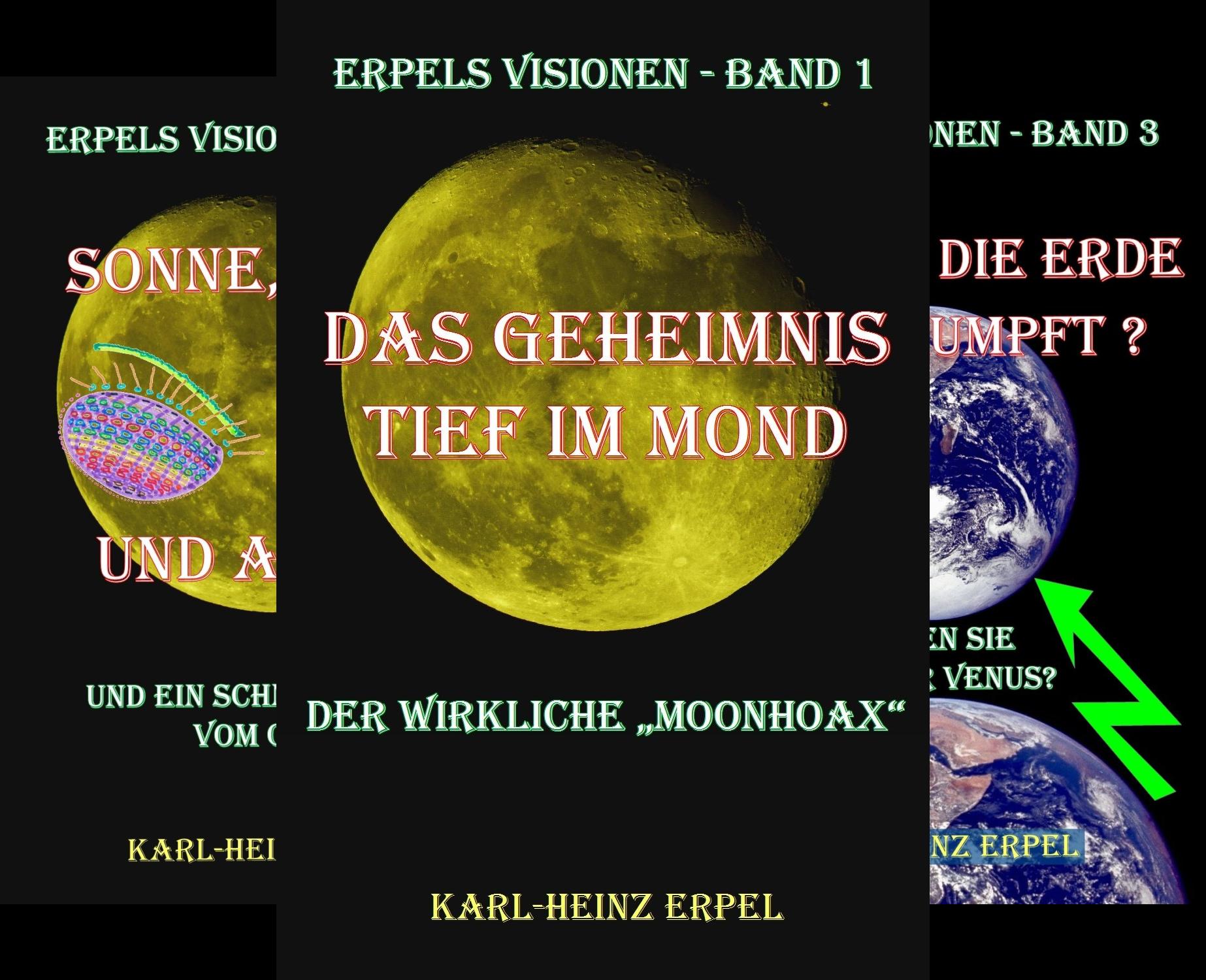 Erpels Visionen (Reihe in 4 Bänden)