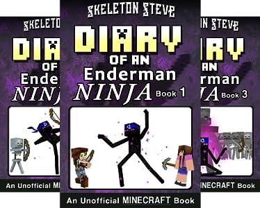 Amazon.com: Diary of a Minecraft Enderman Ninja - Book 1 ...