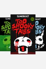 Too Spooky Tales (4 Book Series) Kindle Edition
