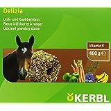 KERBL Delizia Pierre à Lécher/Ronger pour Cheval 480 g