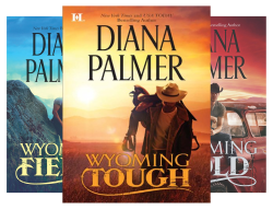 Wyoming Men (7 Book Series) by  Diana Palmer