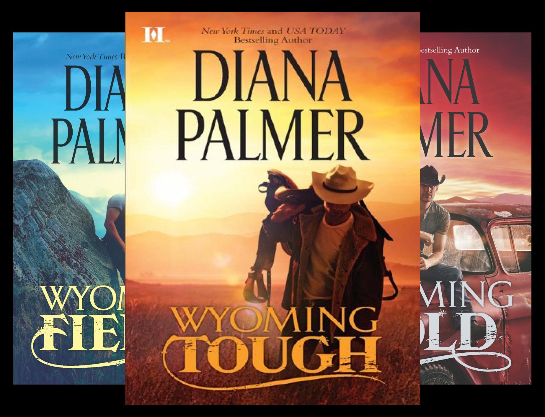 Wyoming Men (7 Book Series)