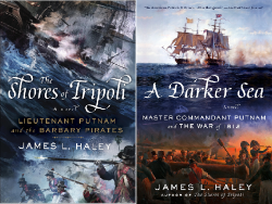 A Bliven Putnam Naval Adventure (2 Book Series) by  James L. Haley