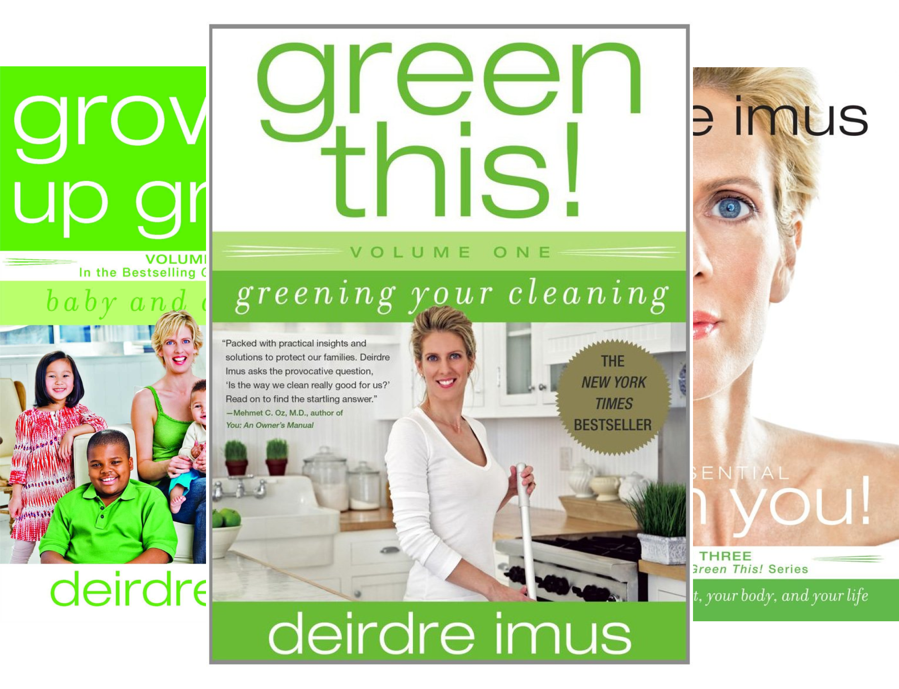 Green This! (3 Book Series)