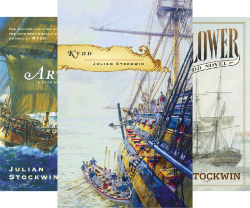 A Kydd Sea Adventure (4 Book Series) by  Julian Stockwin