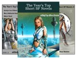 img - for The Year's Top Short SF Novels (8 Book Series) book / textbook / text book