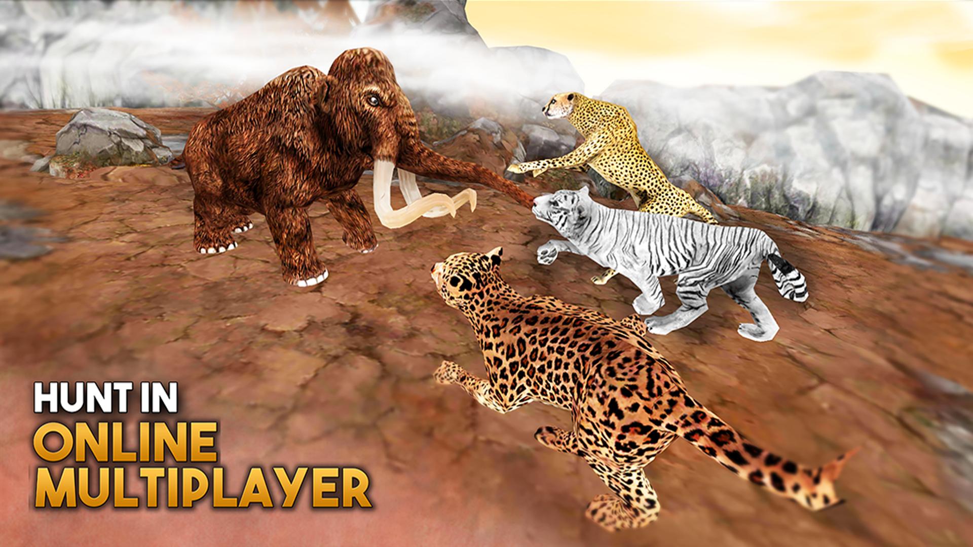 Amazon Com Animal Sim Online Big Cats Simulator 3d