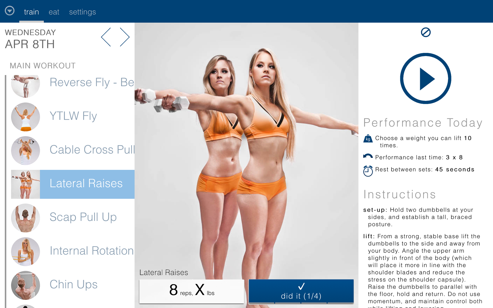 BodBot - Personal Trainer, Nutritionist