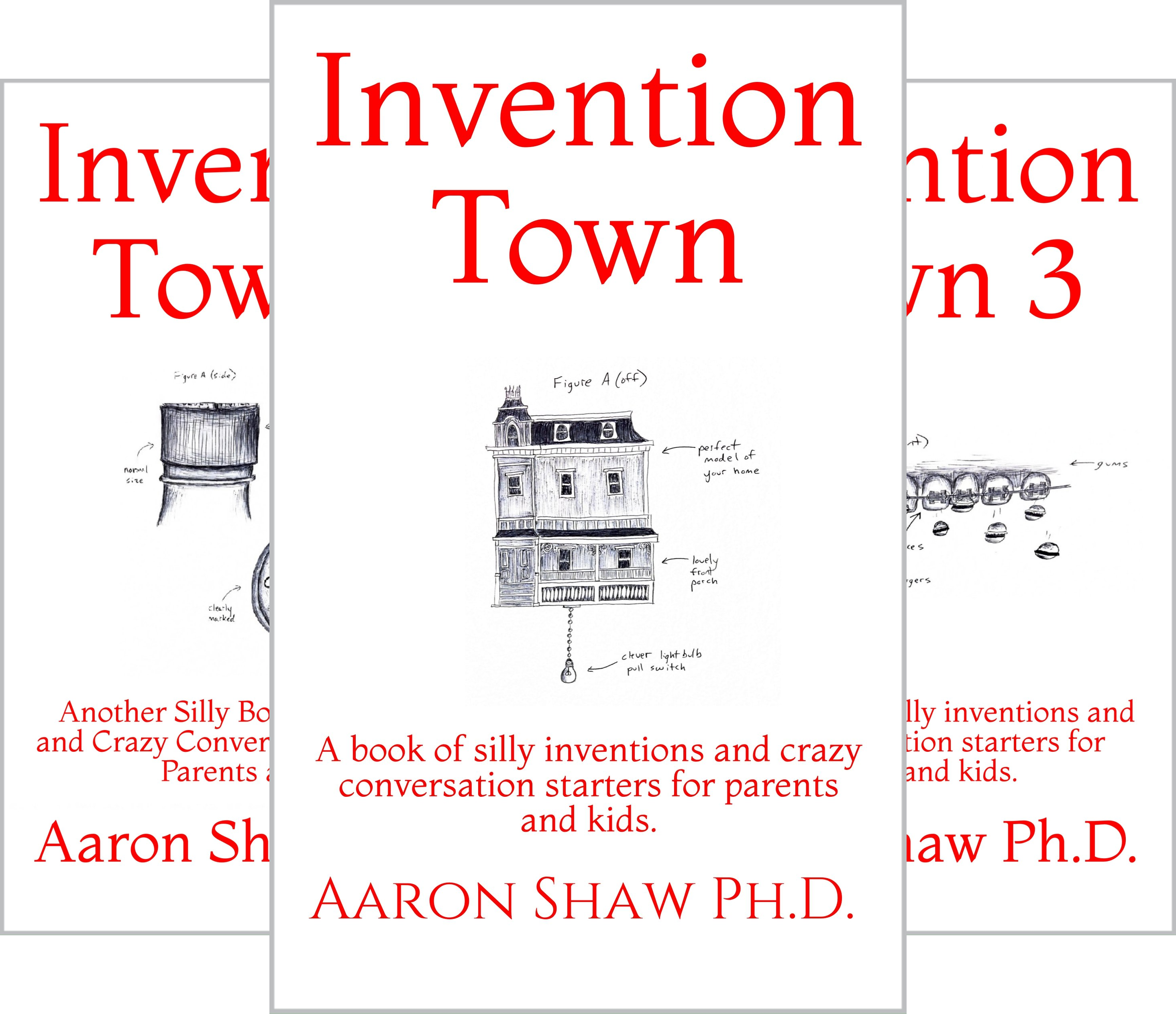 Invention Town (3 Book Series)