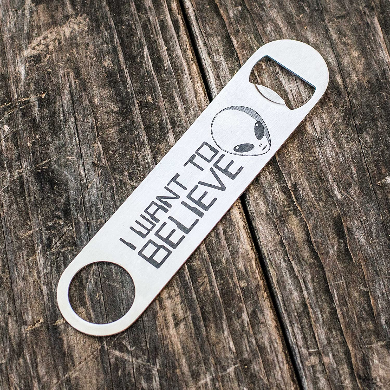 Bottle Opener I Want to Believe