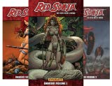 Red Sonja: She-Devil With a Sword Omnibus (3 Book Series)